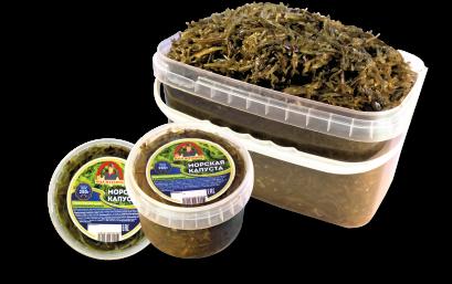 Морская капуста салат «Классический»